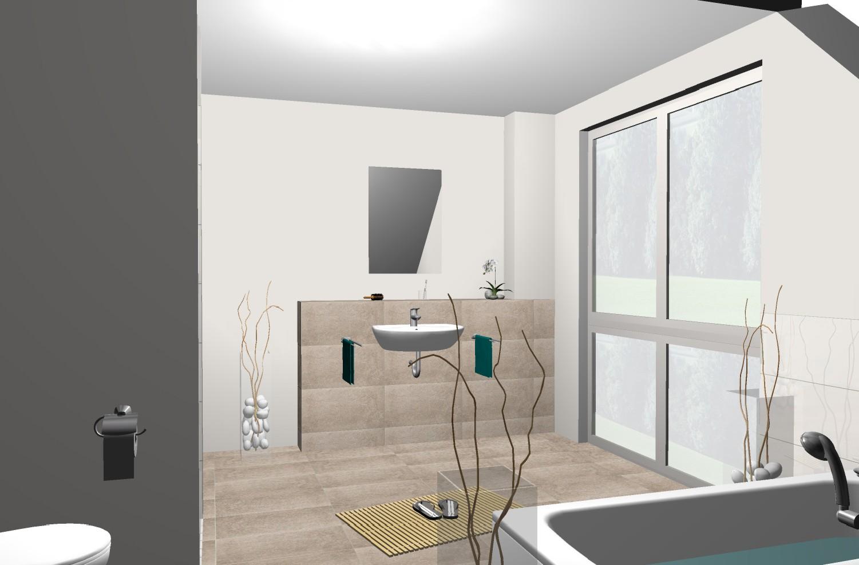 Badezimmer klinker ~ Ihr ideales Zuhause Stil